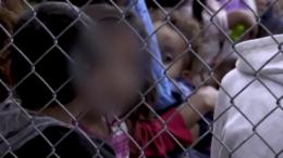 Crianças foram separadas dos pais e acabaram ficando nos abrigos meses depois da deportação dos familiares adultos (Foto: YouTube/Reprodução)