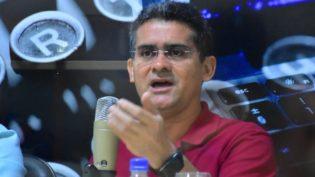 David Almeida chama ex-governadores do Amazonas de traidores em relação a José Melo