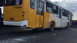 Implicados em depredação de ônibus em Manaus terão que participar do Projeto Reeducar