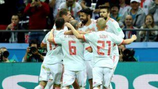 Com vitória sobre o Irã, Espanha mantém chance de classificação na Copa