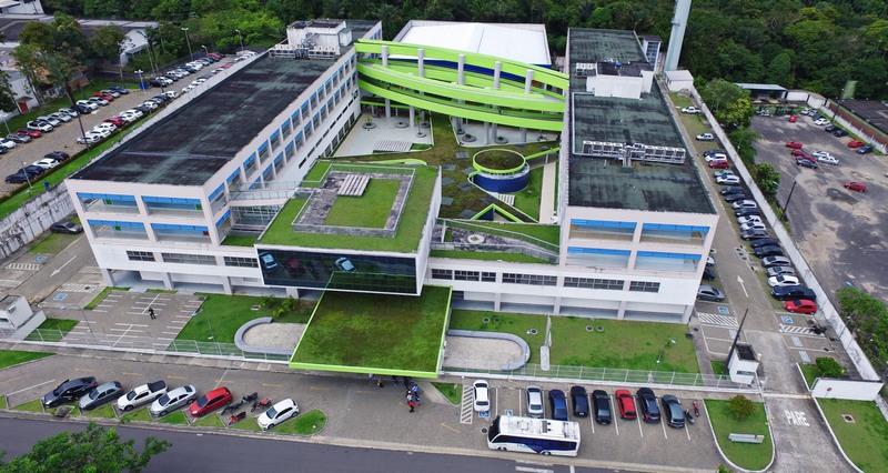 Fundação Mathias Machline celebra 32 anos de Ensino Médio Técnico em Manaus Foto: Sandro Amorim/ Divulgação)