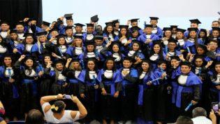 Turma de 170 alunos conclui cursos técnicos na Fundação Matias Machline