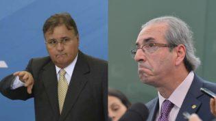 PF encontra indícios de propina de R$ 105 milhões para Geddel e Cunha