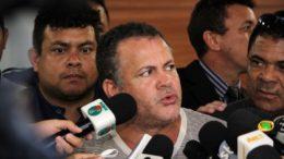 Givancir Oliveira, presidente do Sindicato dos Rodoviários