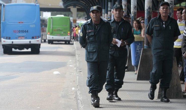 Ministros do STF decidem que guardas municipais não têm direito à aposentadoria especial em virtude da periculosidade (Foto: Divulgação/Semcom)
