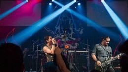 Banda de heavy metal amazonense Hawake foi fundada em meados de 2006 (Foto: Divulgação)