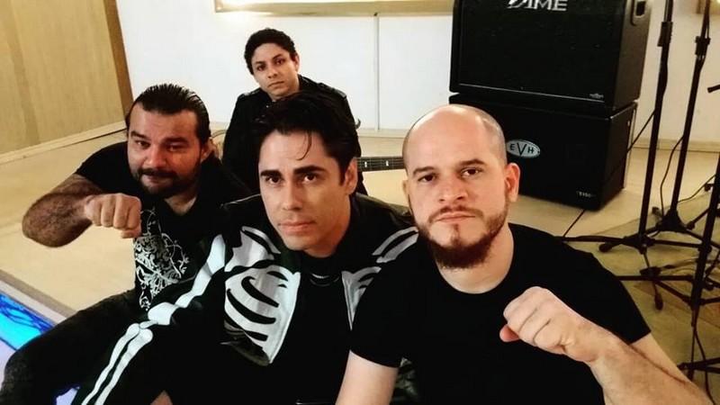 Teatro Amazonas recebe heavy metal com a banda Hawake