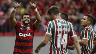 Flamengo se isola na liderança do Brasileirão com cinco pontos de vantagem