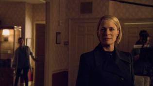 Novo teaser de 'House of Cards' tem mensagem de Claire Underwood para os EUA