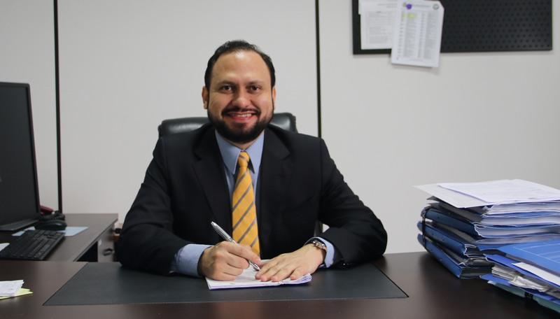 João Barroso assume MPC-AM com a missão de manter o rigor nas investigações das contas públicas (Foto: TCE/Divulgação)