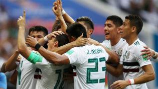 México supera a Coreia e fica mais próximo da classificação às oitavas