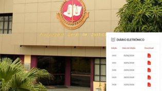 MP-AM retira da web edição do Diário Oficial que insulta comandante da PM