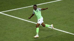 Nigéria bate Islândia por 2 a 0 e aumenta esperança da Argentina na Copa