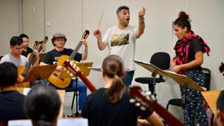 Orquestra de Violões do Amazonas apresenta concerto 'Clássico ao Violão'