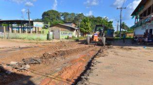CGL já concluiu 27 de 57 licitações para obras no interior do Amazonas