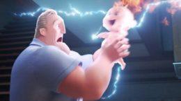 Cena do filme Os Incríveis 2 podem causar ataques epilépticos (Foto: Reprodução)