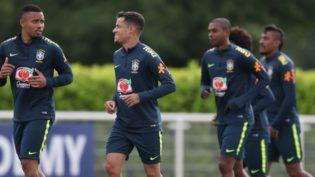 Coutinho diz que objetivo foi cumprido e prioridade na Seleção é o jogo coletivo