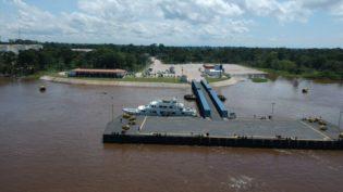 Investimentos de R$ 66 milhões: Itacoatiara ganha maior porto do interior Amazonas