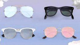Golpe Facebook e Instagram oferece óculos Ray-Ban com 90% de desconto (Foto: YouTube/Reprodução)
