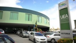sede da reitoria da UEA em Manaus