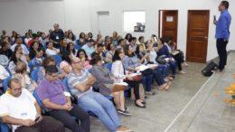 Candidatos a instrutores do Pronatec receberam orientação sobre o programa educacional (Foto: Cetam/Divulgação)