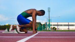 Sandro Viana herdou bronze no revezamento 4x100 com confirmação de doping de atleta da Jamaica (Foto: Sejel/Divulgação)