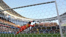 Suécia fez três gols contra o México e se classificou para as oitavas da Copa do Mundo (Foto: Fifa/Divulgação)