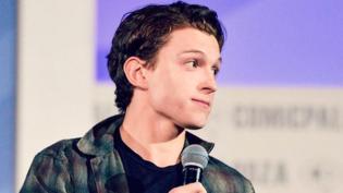 Sem querer, Tom Holland revela título da sequência de 'Homem-Aranha'