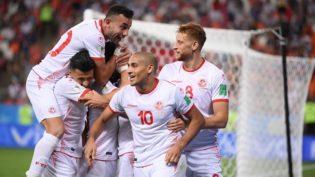 Tunísia vence o Panamá e quebra tabu de 40 anos na Copa do Mundo