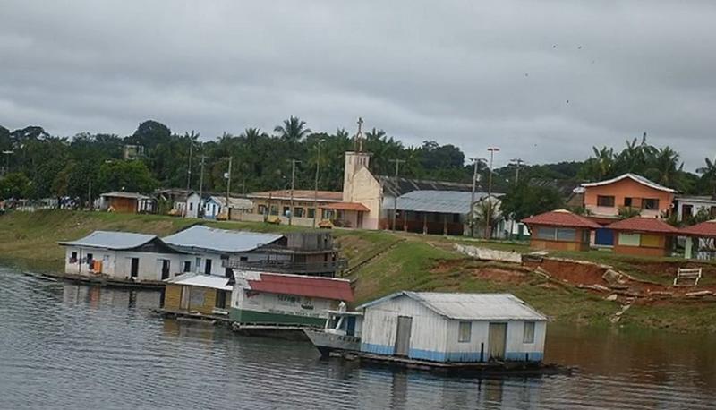 Uarini Amazonas fonte: amazonasatual.com.br