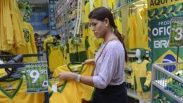 Índice de favoritismo do Brasil junto aos brasileiros é o mais baixo já registrado (Foto: Fernando Frazão/Agência Brasil)