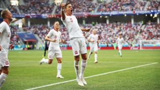 Polônia vence na rodada final do Grupo H, mas Japão avança para oitavas