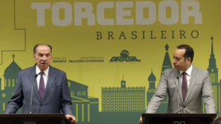 Governo lança guia com dicas para brasileiros que vão à Copa na Rússia