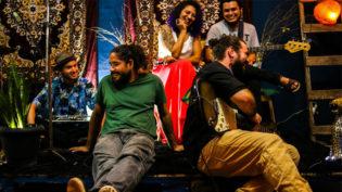 Banda Gramophone comemora 2 anos de música independente em Manaus