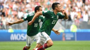Atual campeã, Alemanha cai diante do México na estreia da Copa