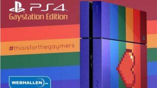 Sony cria layout para PlayStation 4 em homenagem ao Orgulho LGBT