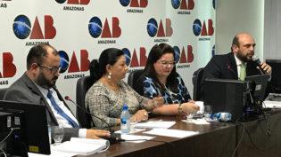 Conselho da OAB-AM homologa lista sêxtupla do Quinto Constitucional