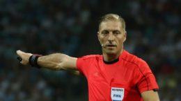Árbitro Néstor Pitana comandará a final inédita da Copa do Mundo no domingo (Foto: Fifa/Divulgação)