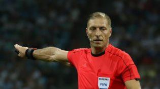 Argentino Néstor Pitana será o árbitro da final da Copa entre França e Croácia