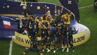 França bate a Croácia na final e fatura bicampeonato mundial