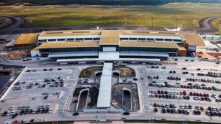 Pista do Aeroporto Eduardo Gomes será interditada para obras