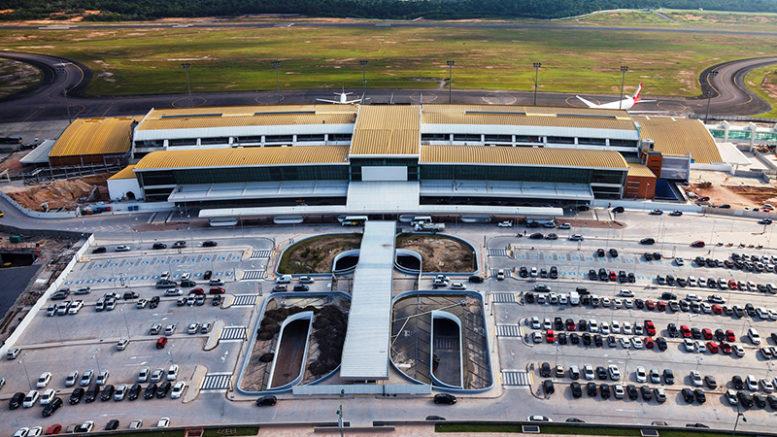 Aeroporto Eduardo Gomes, Manaus
