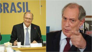 Apoio a presidenciáveis divide o DEM entre Geraldo Alckmin e Ciro Gomes