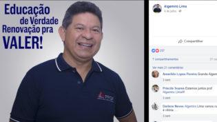 Comitê representa contra ex da Seduc-AM por propaganda eleitoral antecipada