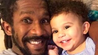 Ator de 'Malhação' relata racismo que sua filha de dois anos sofreu