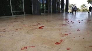 Segurança das instalações do STF preocupa ministra após protesto
