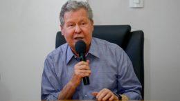Arthur Virgílio Neto, prefeito de Manaus