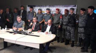 Com guerra entre facções e 112 homicídios em Manaus, segurança está sob controle, afirma secretário