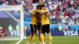 Belgas mostraram-se mais empenhados no confronto deste sábado e foram premiados com o terceiro lugar (Foto: Fifa/Divulgação)