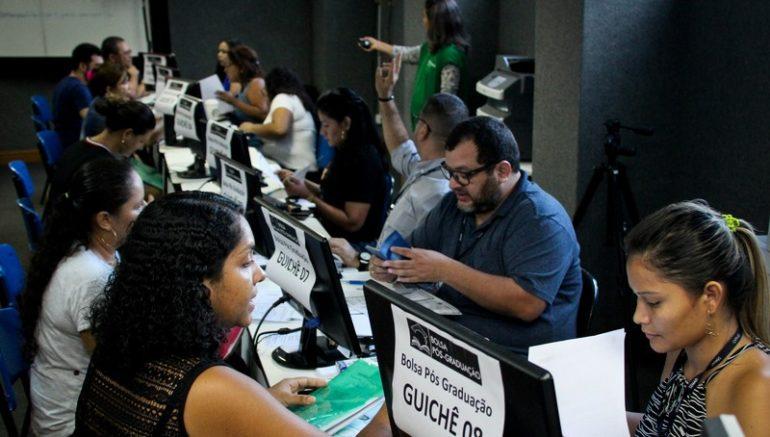 Candidatos no cadastro de reserva que optaram por mudar de curso devem entregar documentos na Espi (Foto: Lucas Silva/Semcom)